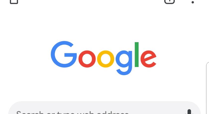 Google Chrome material design 2 min