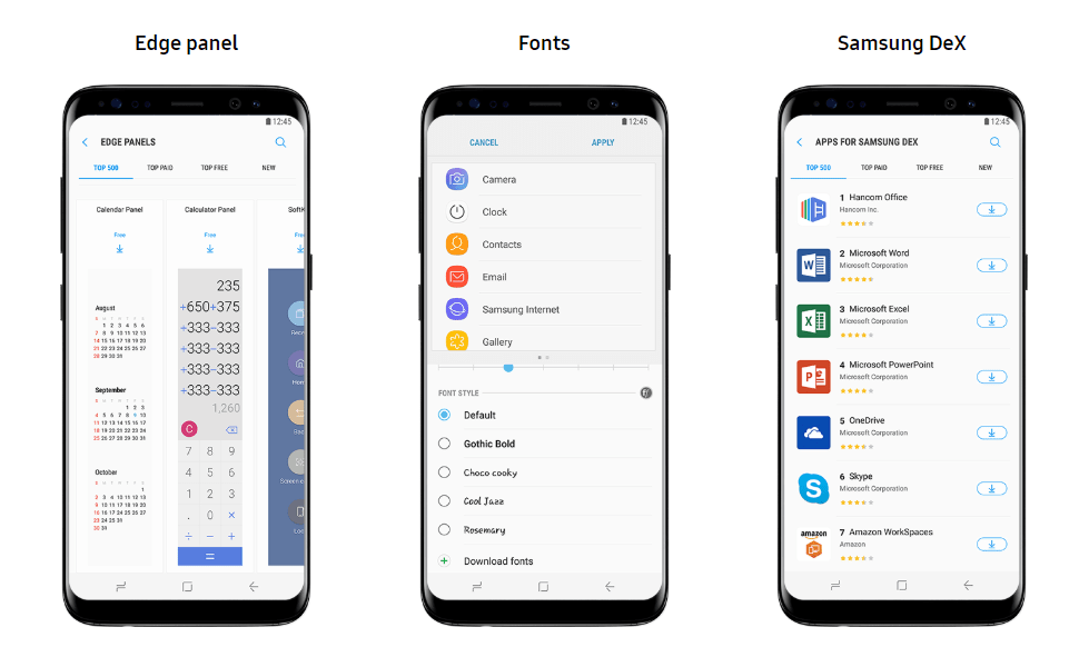 How to Easily Install any font on Samsung Galaxy device