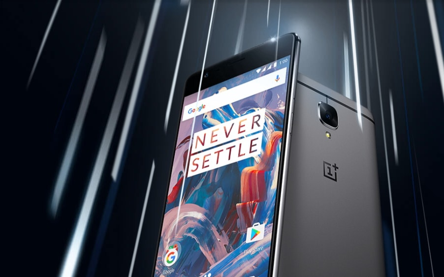 Android P Oneplus 5t