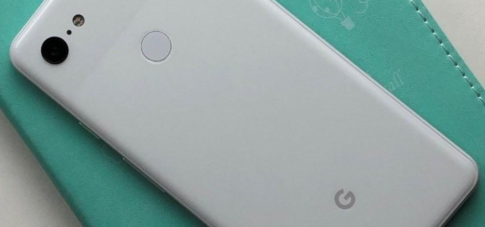 Google Pixel 3 XL min