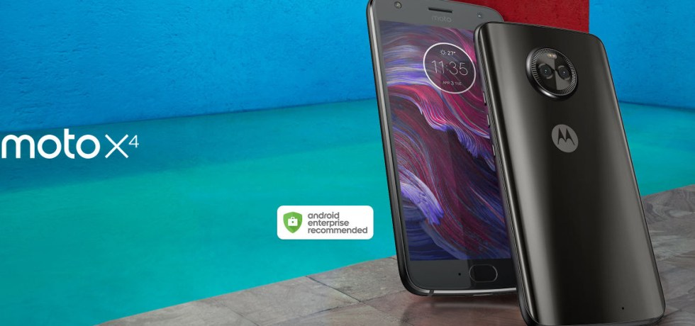Download Android 9.0 Pie OTA update for moto x4
