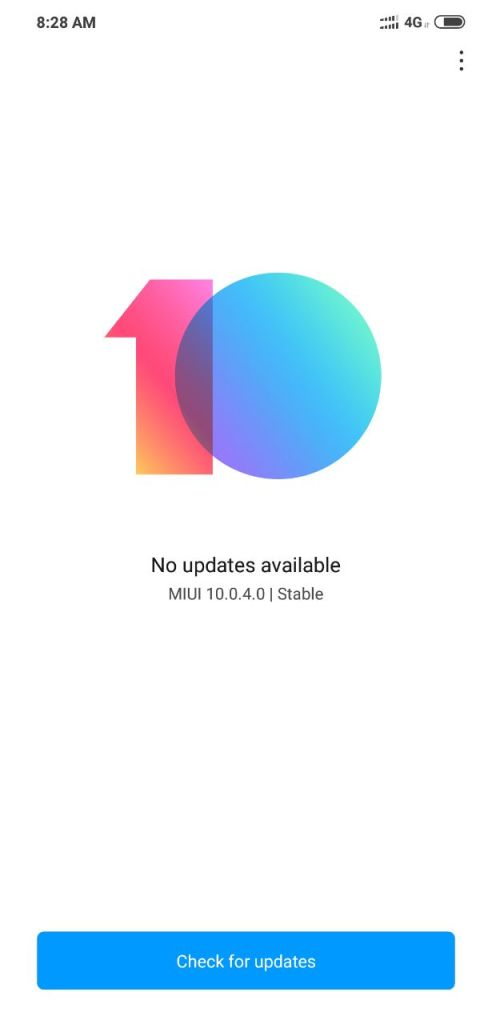 Xiaomi Poco F1 to MIUI 10 Global Stable
