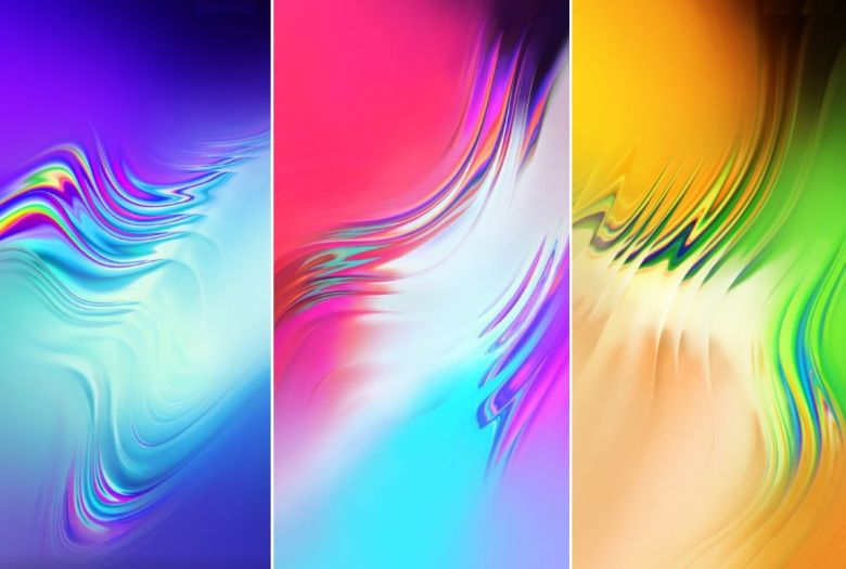 Galaxy S10 5G wallpapers