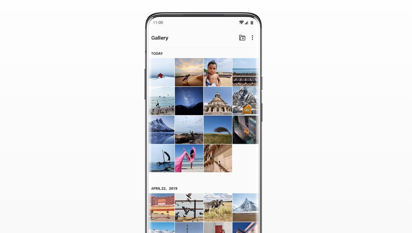 Download OnePlus 7 Pro apps Camera Gallery Screen Recorder Zen Mod