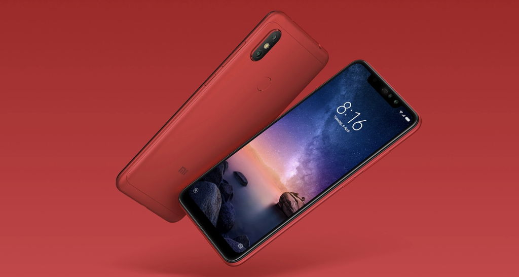 Download Xiaomi Redmi Note 6 Pro MIUI 10.3.2.0 OTA update Android 9.0 Pie