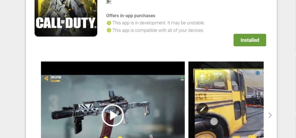 Call of Duty Mobile beta 2 v1.0.2 APK download-min