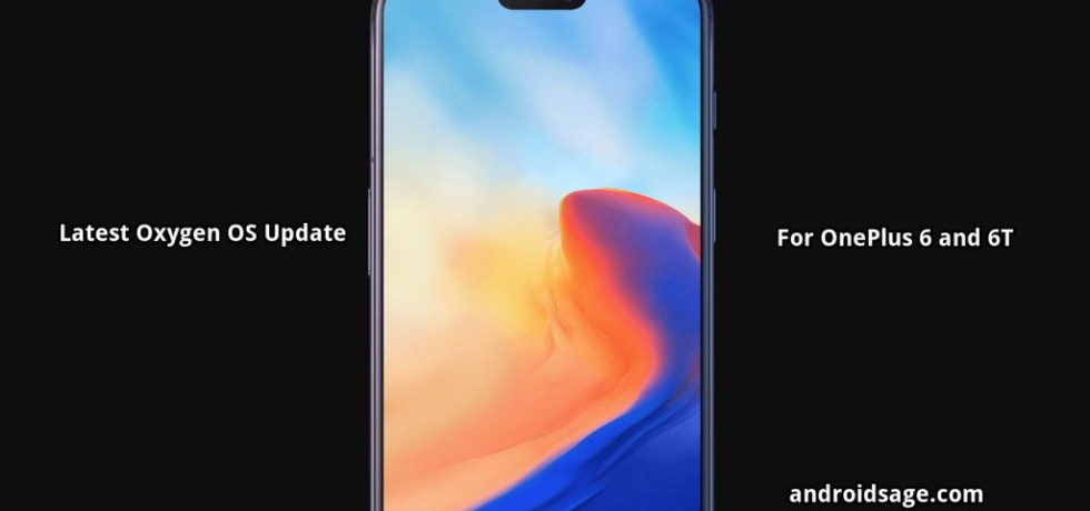 latest oxygen os update for oneplus 6 and 6t ota download