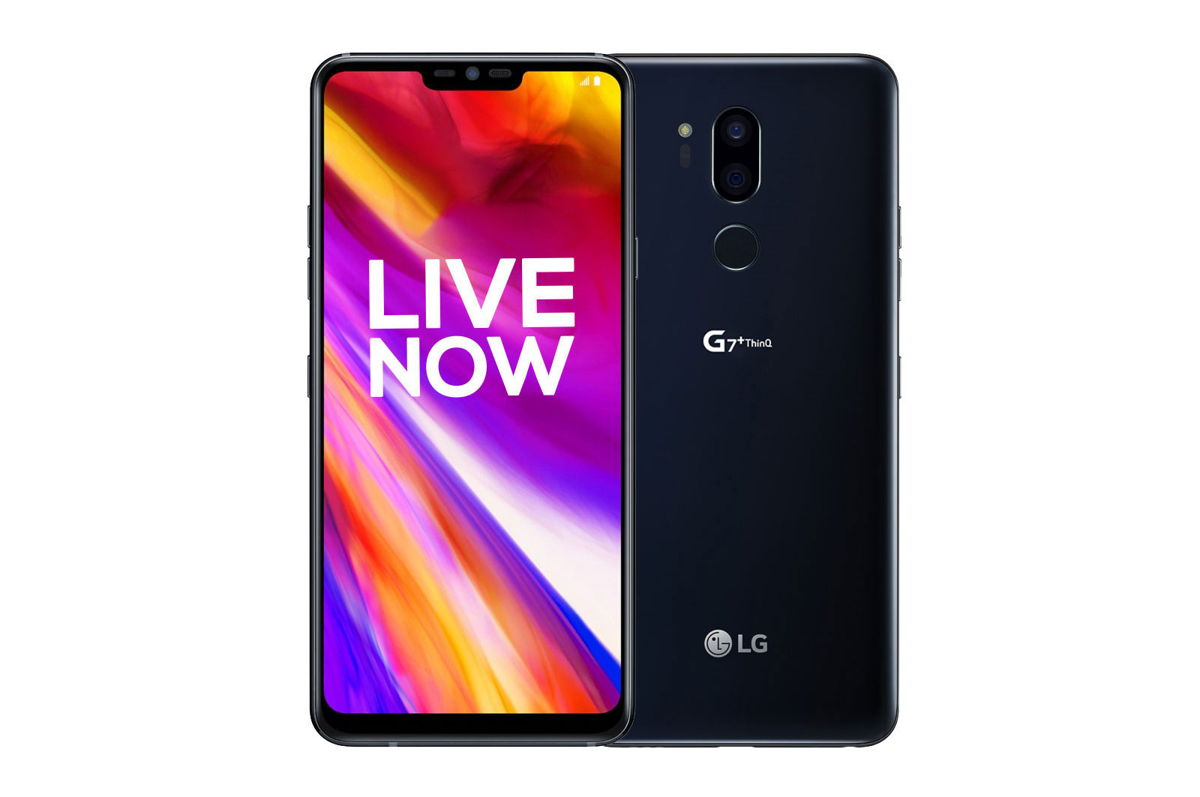 LG G7 ThinQ Android 9 Pie KDZ download