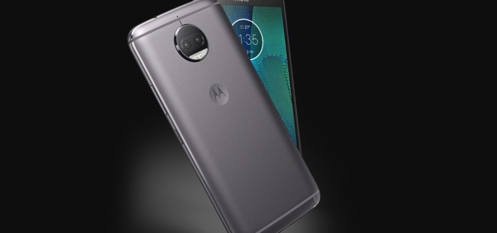 Moto G5S (Plus) latest OTA update with enhanced security WiFi and Hotspot improvements