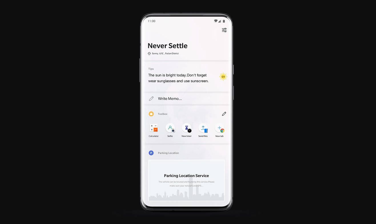 Download Oxygen OS Launcher Mod with latest OnePlus 7 Launcher