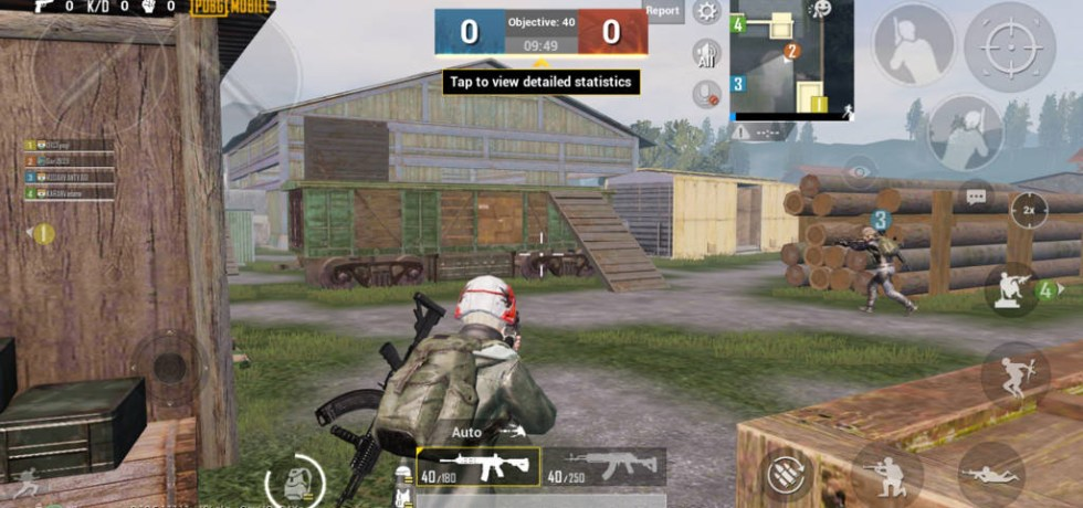 Best PUBG Mobile Settings for Basics, Graphics, Controls, Sensitivity