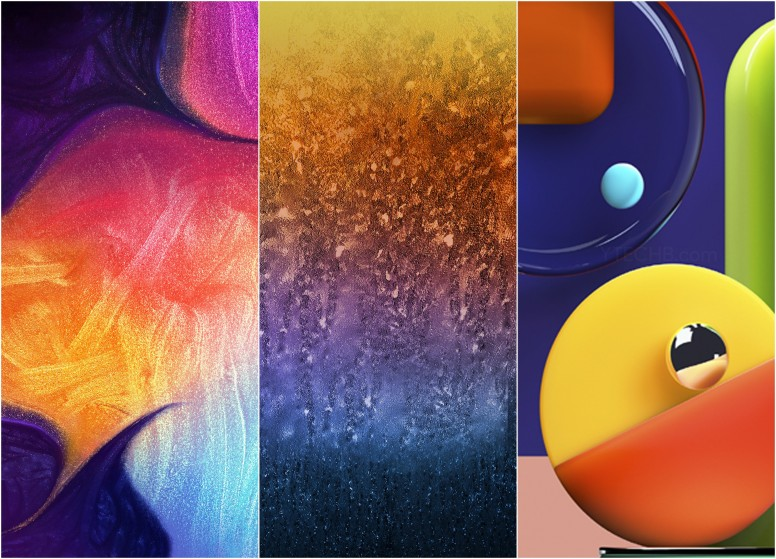 Download Samsung Stock Wallpapers From Galaxy A10s A30s And A50s