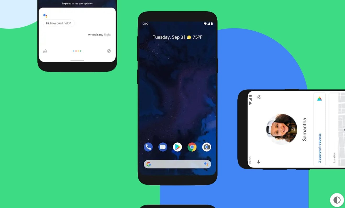 Android 10 Launcher APK download-min