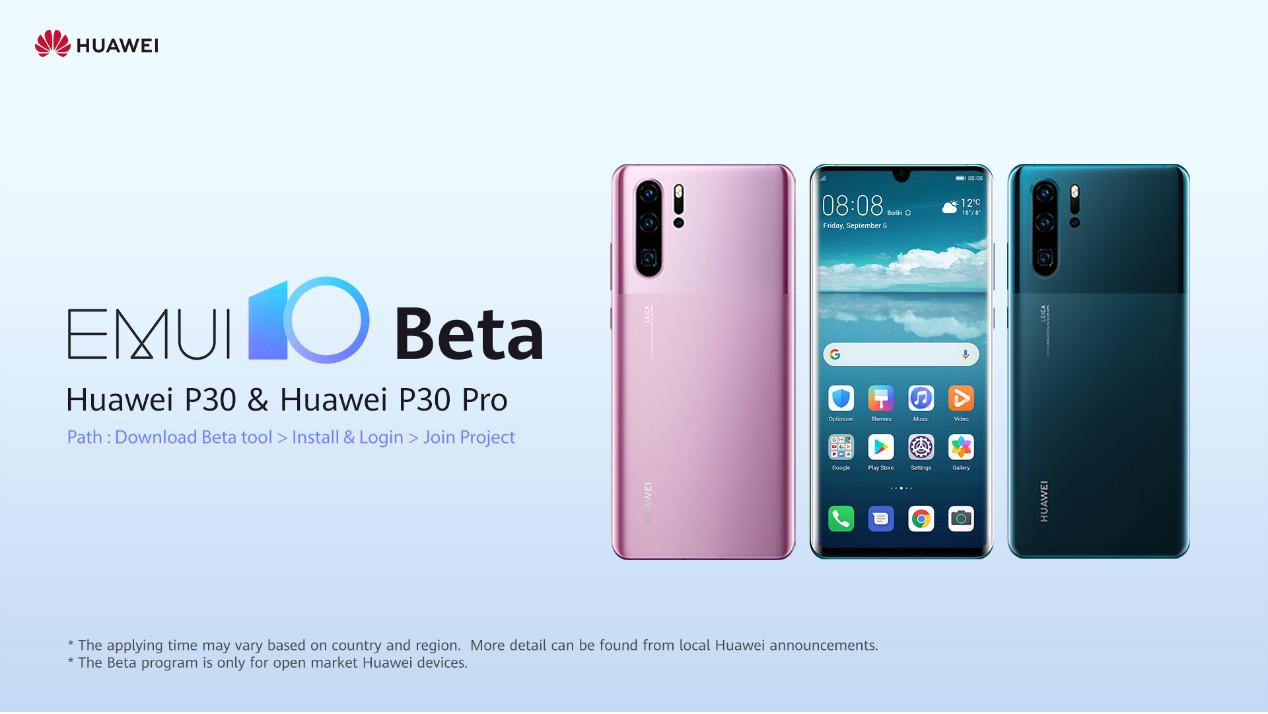 Huawei Beta App