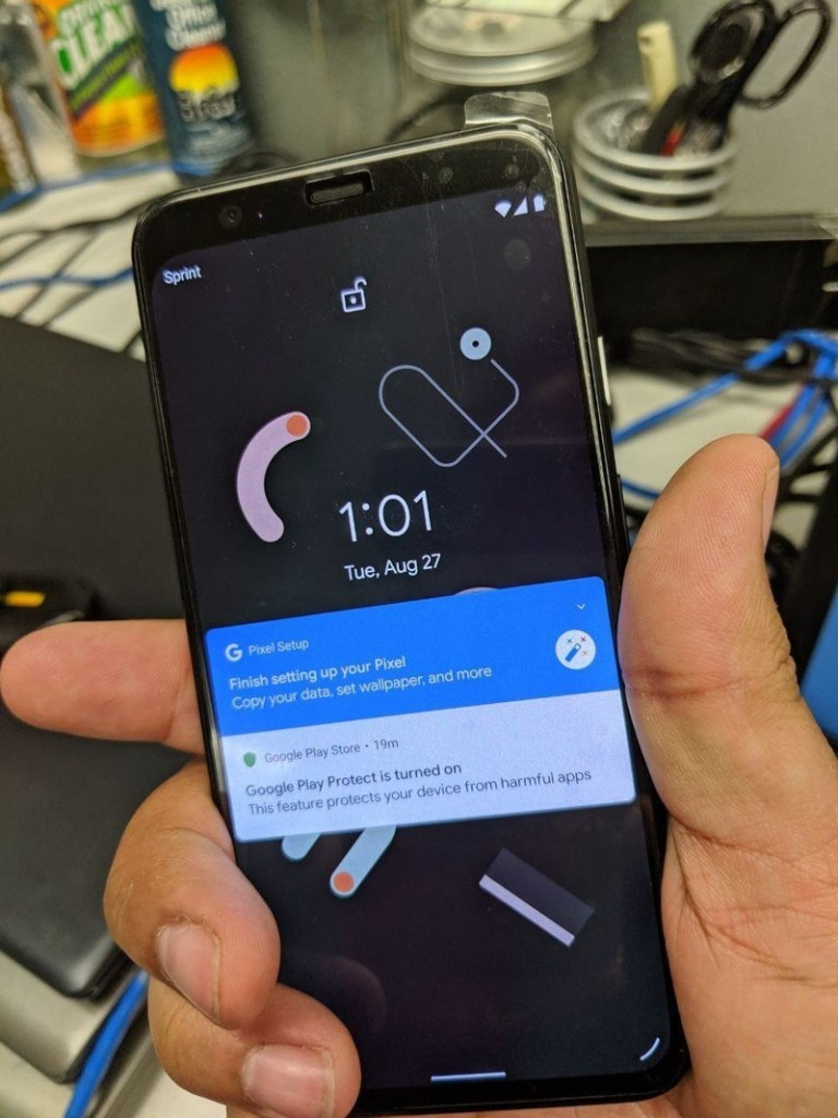 Google Pixel 4 USA variant leaked