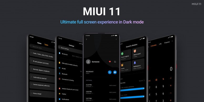 Download Android 10 MIUI 11 for Poco F1