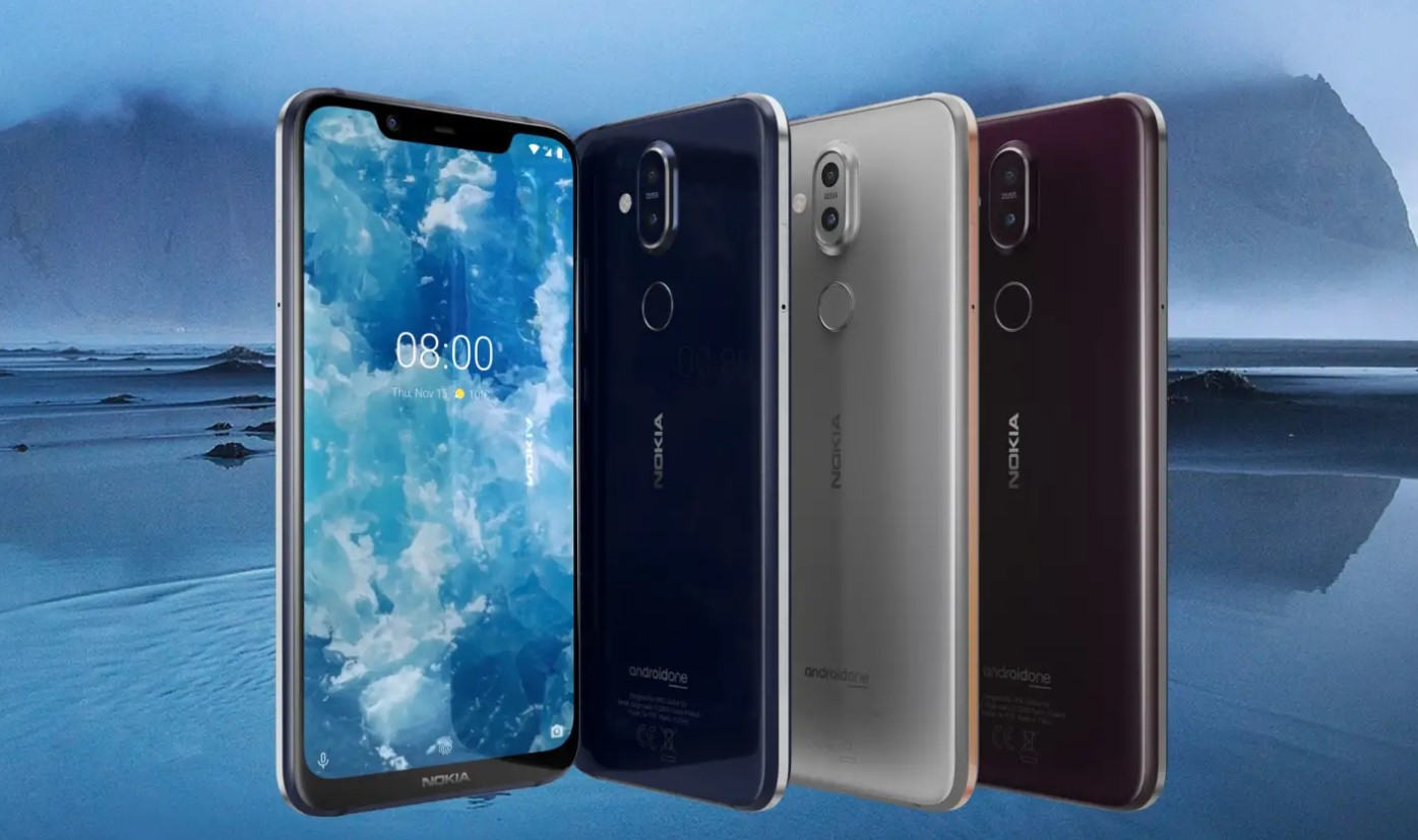 Download Nokia 8.1 Android 10 OTA update official stock