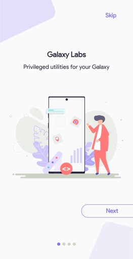 Samsung Galaxy Labs screenshots (2)