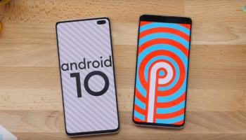 Snapdragon Galaxy S9 and Note 9 gets Android 10 beta in the