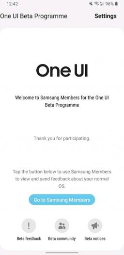 One UI 2.0 update for Galaxy Note 9 screenshot 1