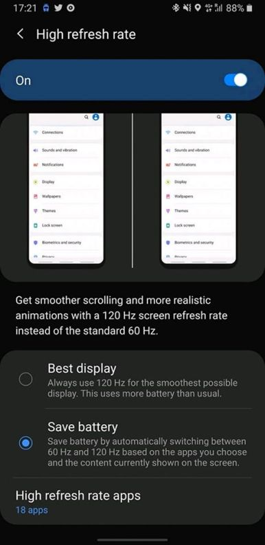 One UI 2.0 update for Galaxy Note 9 screenshot 6