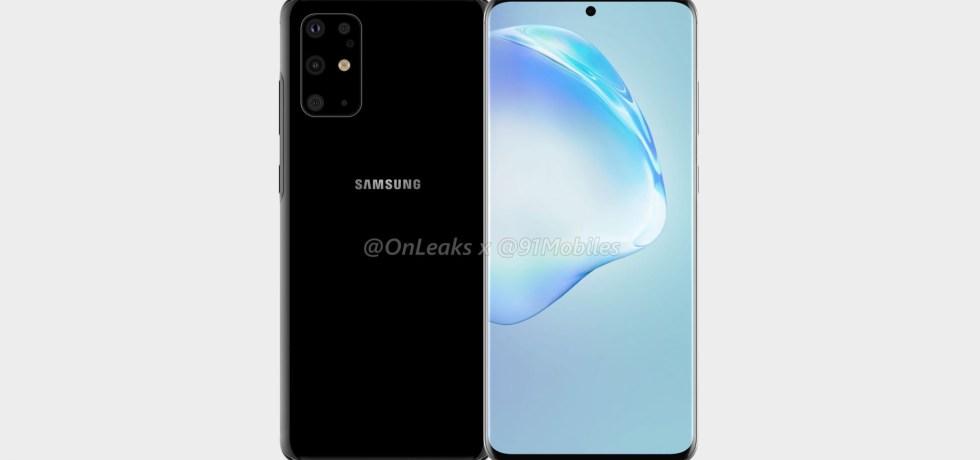 Samsung Galaxy S11 image (3)