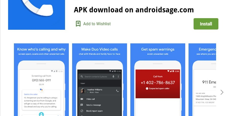Latest Google Phone APK download - Apps on Google Play