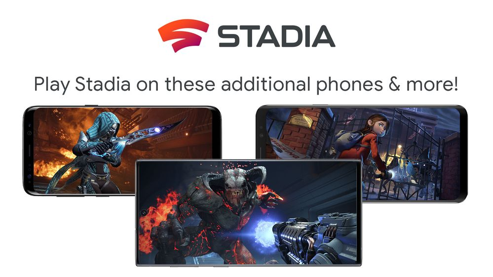 Stadia APK download for phones and Android TVs