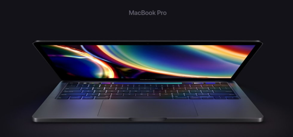 Download Apple MacBook Pro 2020 Wallpapers