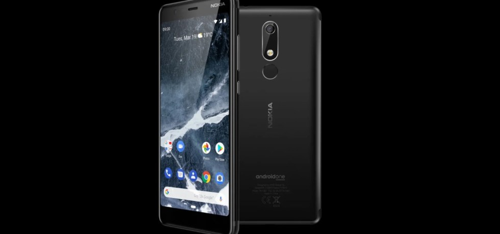 Nokia 5.1 Android 10