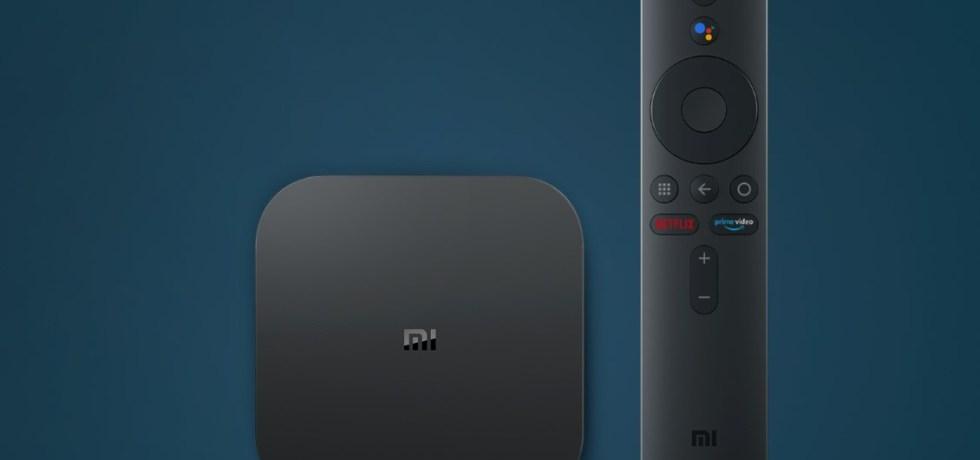 Mi Box 4K new Android 9 Pie update download