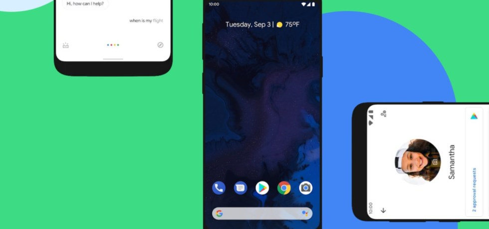 Android 10 for Samsung Galaxy S8 S8+ and Note 8