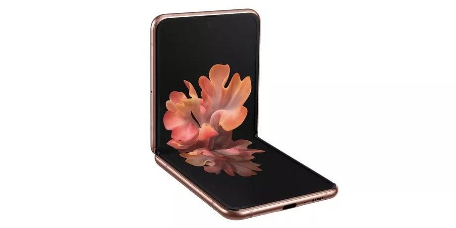 Samsung Galaxy Z Flip 5G 2020