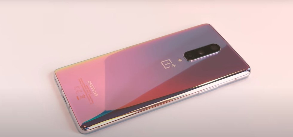 OnePlus 8 Pro 5G DUAL SIM 5G on both slots working with Oxygen OS 11 based on Android 11