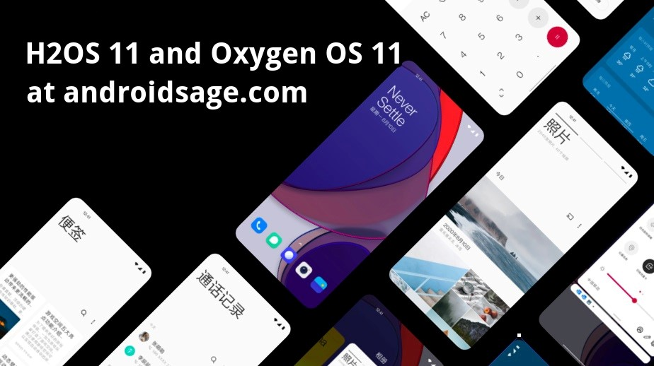 OnePlus HydrogenOS 11 and oxygen OS 11