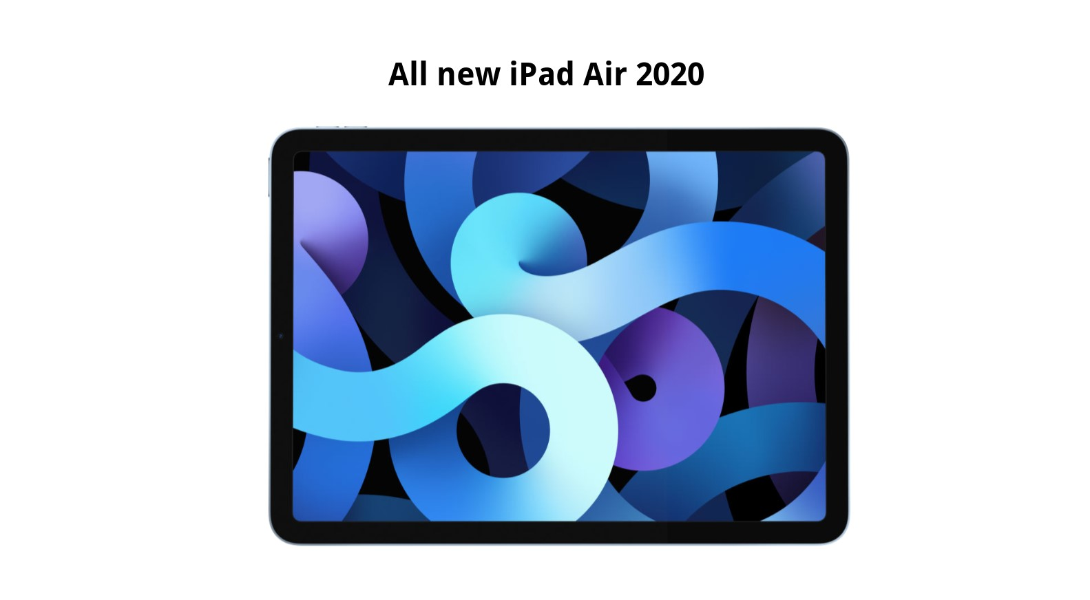 Apple iPad Air 2020 wallpapers