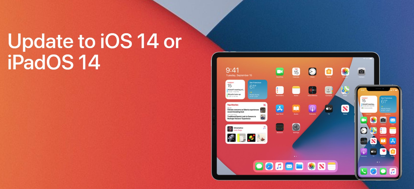 How to update to iOS 14 or iPadOS 14 - Download iOS 14, iPad OS 14, and tvOS 14 IPSW