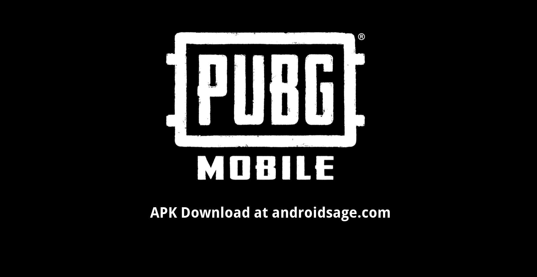 PUBG MOBILE APK download