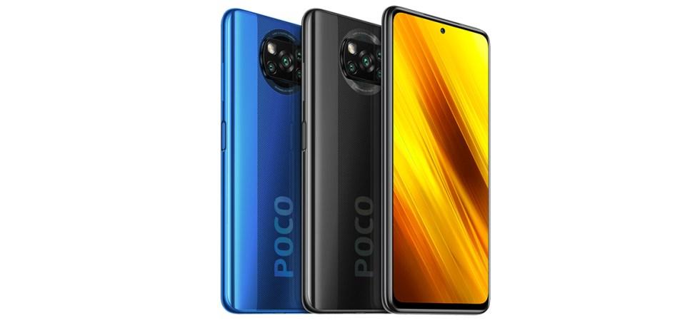 Xiaomi POCO-X3