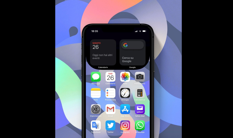 download widget wallpapers for iPhones