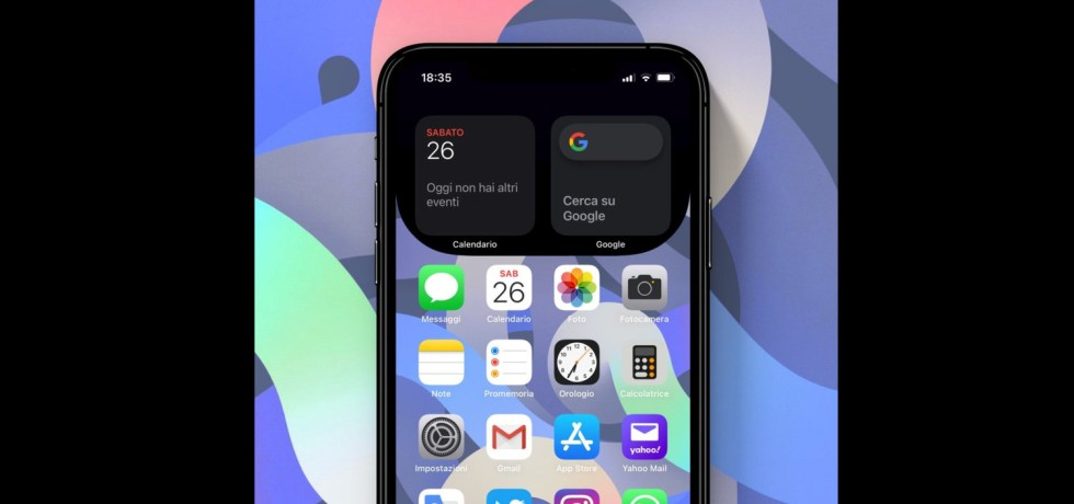 download widget wallpapers for iPhones