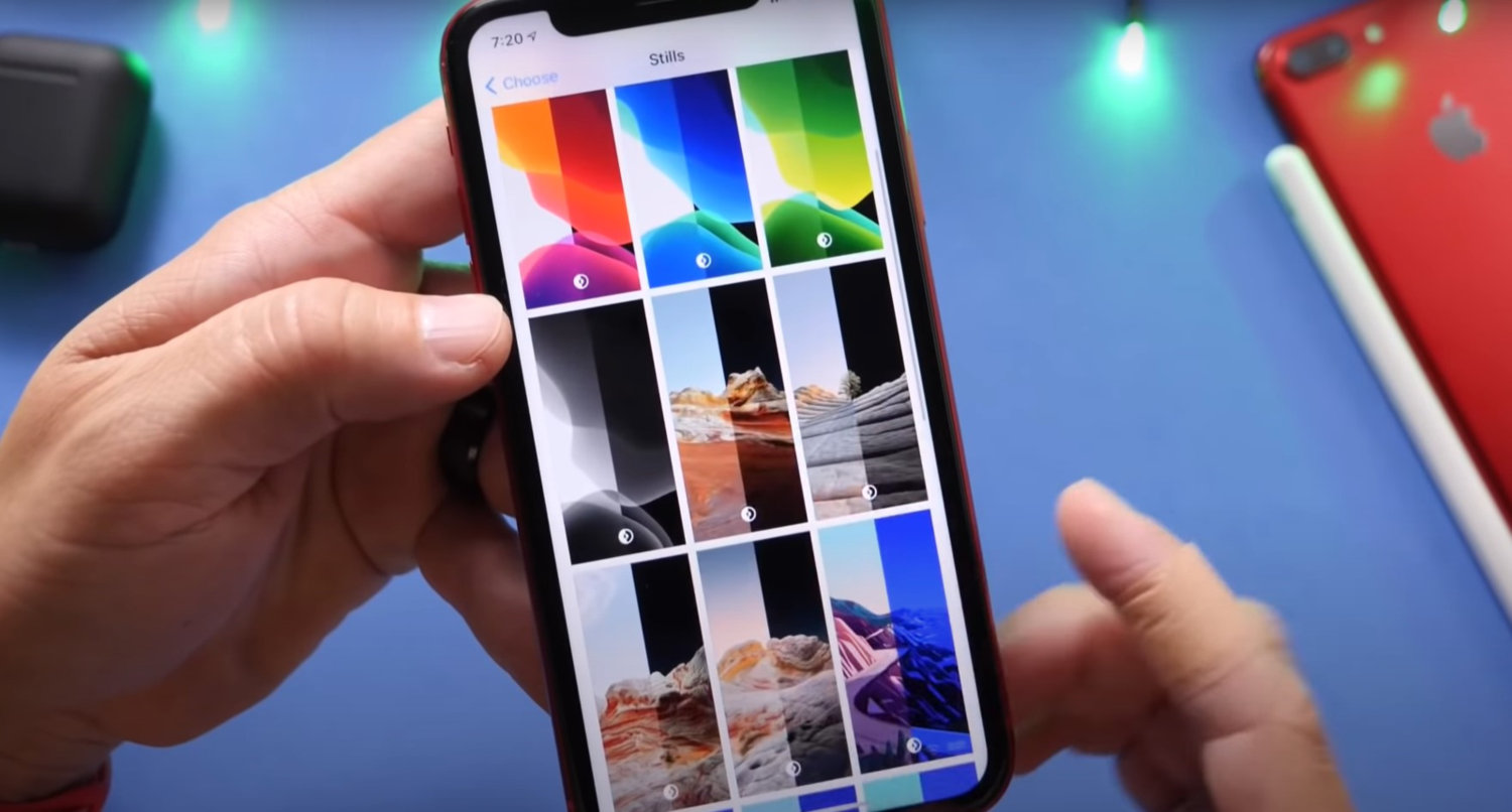 DOWNLOAD iOS 14.2 New Wallpapers