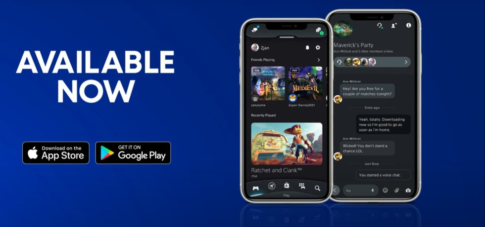 Download new PlayStation App v20+ APK download