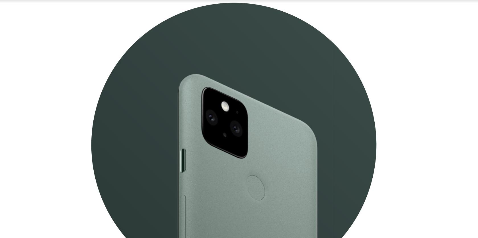 Google Camera 8.0 from Pixel 5 APK download