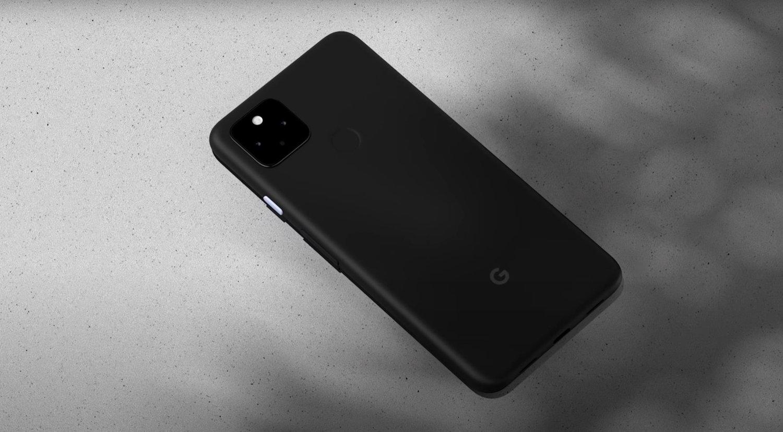 Google Pixel 5G Camera Phone