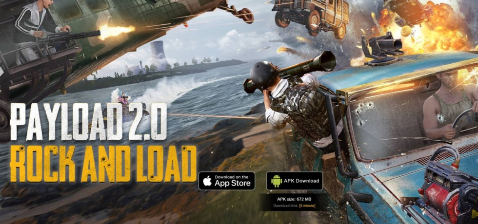 Pubg mobile Payload 2.0 APK download
