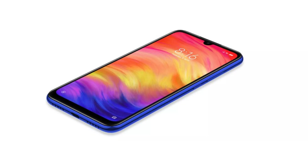 Redmi Note 7 MIUI 12