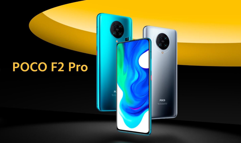 Xiaomi Poco F2 Pro Android 11