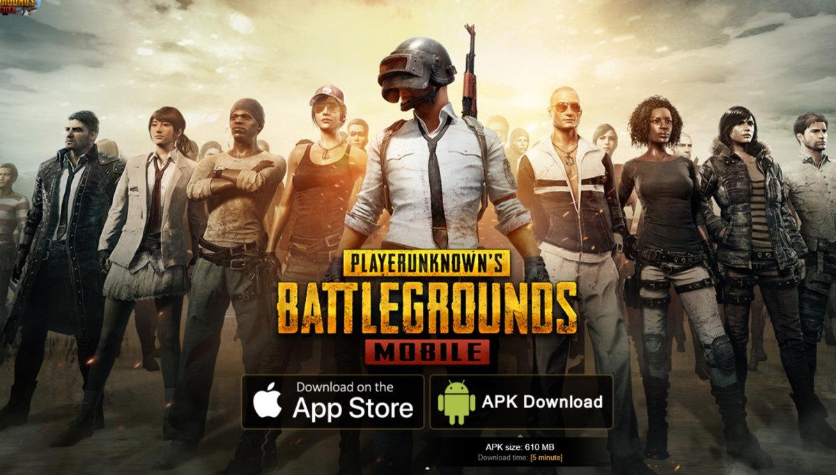 Official Latest PUBG mobile APK Download
