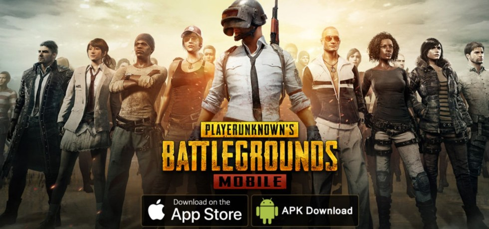 Official PUBG mobile